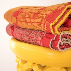 100% Cotton Bogolan Bed Throws