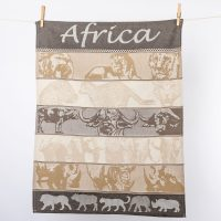 Africa Tea Towel