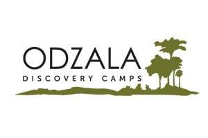 Odzala discovery camps logo