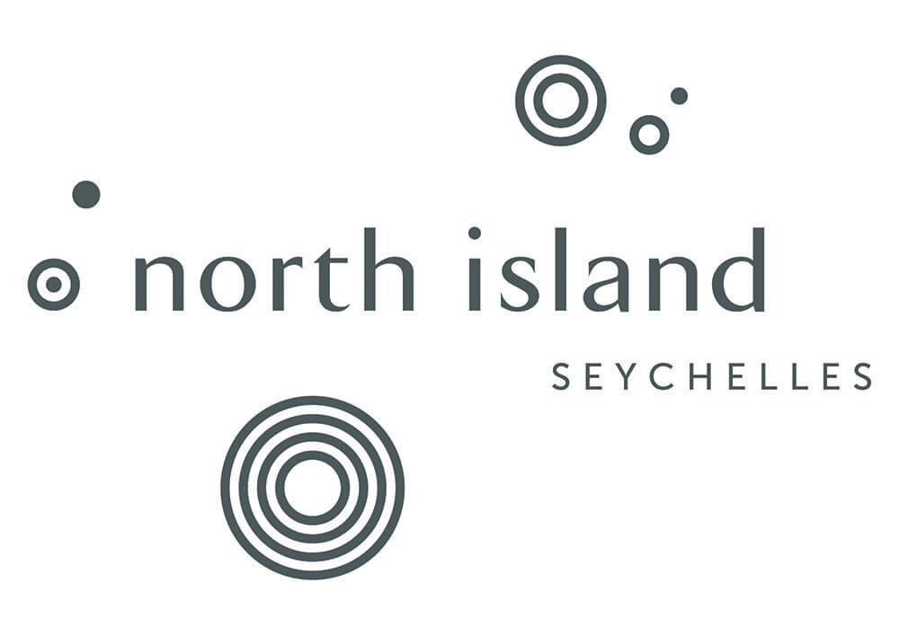 North Island Seychelles luxury resort logo