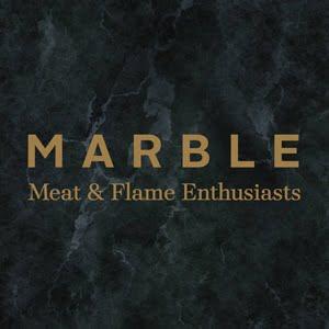Marble back restaurant Johannesburg logo