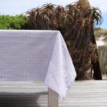 100% Cotton Kuba Tablecloth
