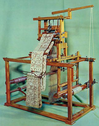 Jacquard's invention: a beautiful story