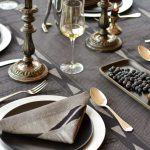 Metallic Bogolan Tablecloth