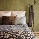 Metallic Leopard Throws & Bedspreads