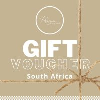 Select this gift voucher if you are sending to family or friends in South Africa