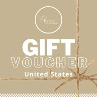 Select this gift voucher if you are sending to family or friends in the United States