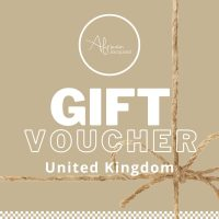 Select this gift voucher if you are sending to family or friends in the United Kingdom