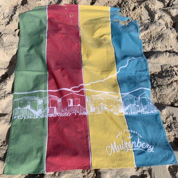 beach towel square